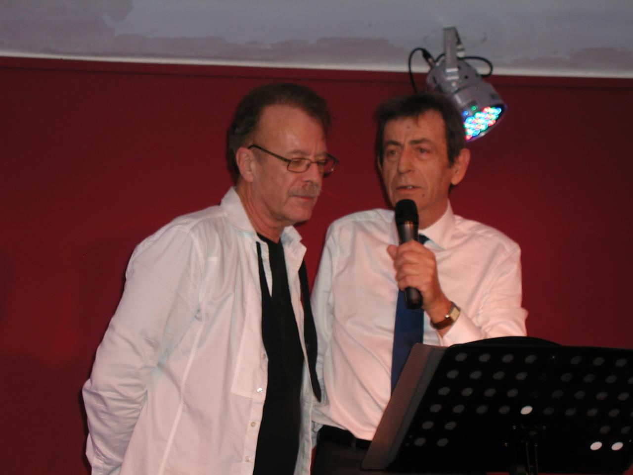 Phil et olivier