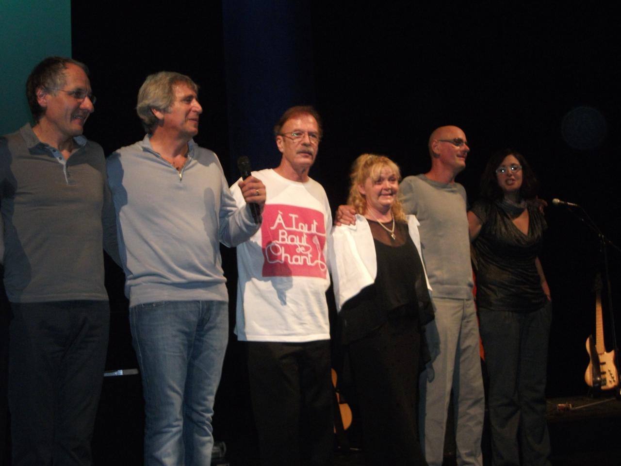 Avec Yves Duteil sept 2011